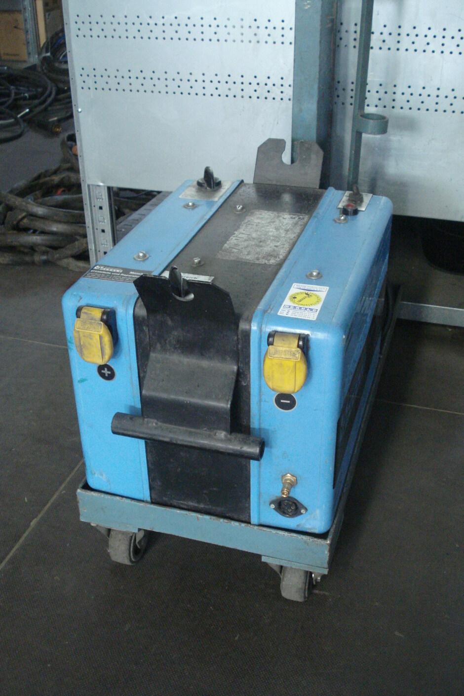 messer griesheim wiggi 130-2 tig welding system used