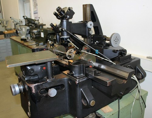 Carl zeiss jena ancient universal measuring microscope used