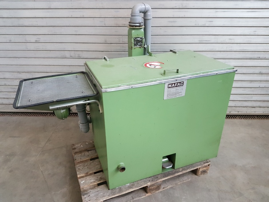 MAFAC P 103 58 D Parts washer used | blechzulieferer com platform